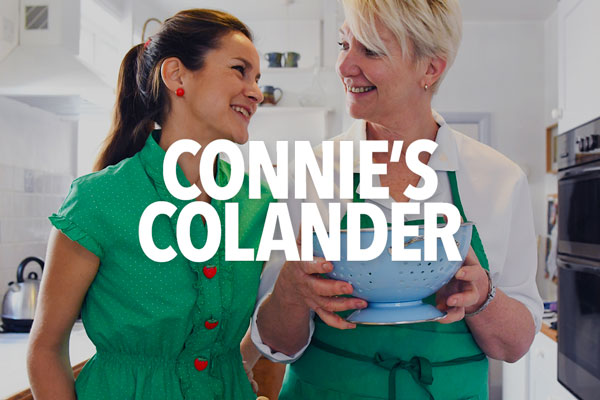 Human Story Theatre - Connies Colander